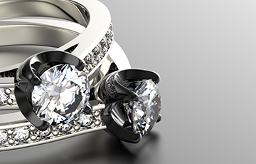 Diamond importing and wholesaling / General planning and wholesaling of jewelry